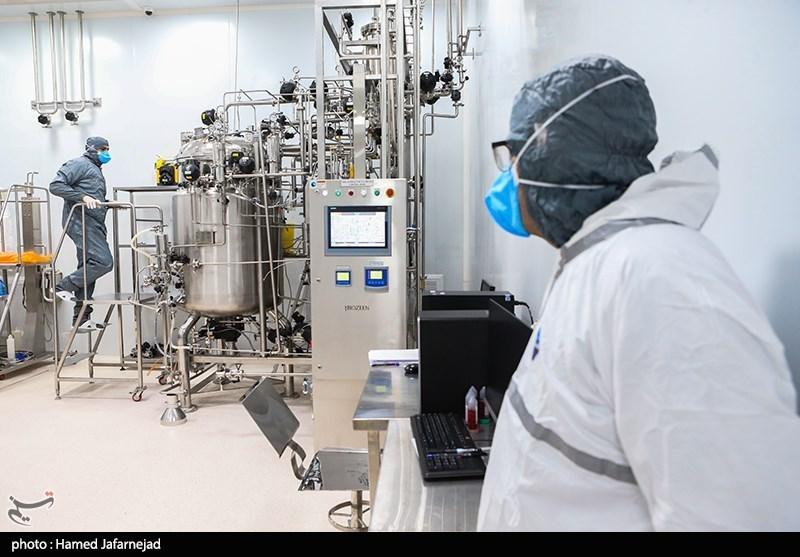 İran'da 14 Milyon Doz Bereket Aşısı Üretildi