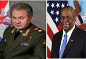 گفتگوی تلفنی وزرای دفاع روسیه و آمریکا