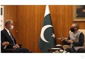 دیدار وزیر دفاع ترکیه با رئیسجمهور پاکستان