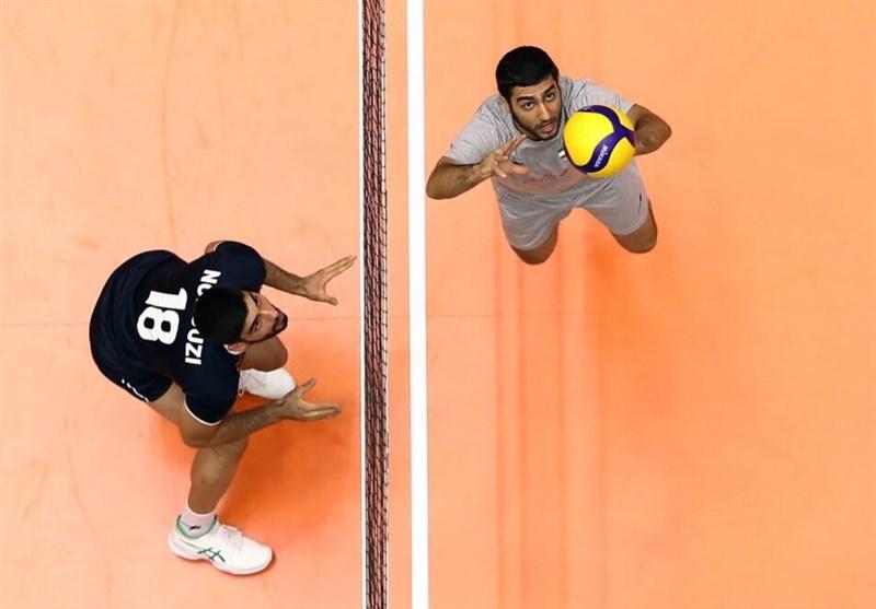 والیبال قهرمانی جوانان جهان  مصر نخستین حریف ایران + برنامه مسابقات