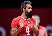 Saeid Marouf to Continue Club Volleyball Career