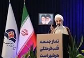 امام جمعه قزوین: مدیران سفارشی و باندباز باید کنار گذاشته شوند