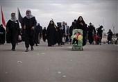 ثبتنام قطعی 52817 نفر برای زیارت اربعین/ ورود برخی زائران از طریق اقلیم کردستان برای اربعین