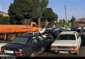 ترافیک سنگین در شهرهای غرب مازندران/ مسافران روزهای دیگر را برای خروج از استان انتخاب کنند