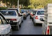 رسوب بیش از 80 هزار خودروی مسافران در مازندران/ جاده کندوان و هراز ظرفیت تخلیه این حجم از بار ترافیک را ندارد