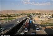 ترافیک در آزادراه کرج - تهران/ ترافیک کرج - چالوس سنگین شد