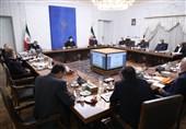 رئیسی یصدر أوامر مهمة حول الموازنة العامة خلال اجتماع لجنة التنسیق الاقتصادی للحکومة