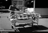 روزهای سخت کرونایی در بیمارستانهای بجنورد+تصاویر