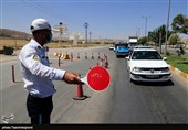 جریمه 600 هزار خودرو به دلیل تردد غیر مجاز بین استانی و شبانه در تعطیلات اخیر
