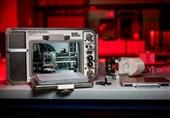 آزمایش چاپگر سهبعدی ناسا برای چاپ در فضا با غبار سطح ماه