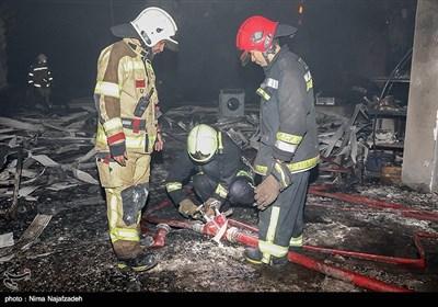 تخلیه ساختمان شعبه ۱۱ تأمین اجتماعی پس از اخطارهای مکرر آتشنشانی پس از یک سال! + اسناد