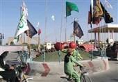 طالبان پرچمهای عاشورایی را بار دیگر در میدانهای «غزنی» برافراشتند