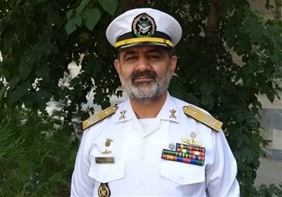فرمانده نیروی دریایی ارتش: اجازه برهمخوردن امنیت منطقه را نمیدهیم