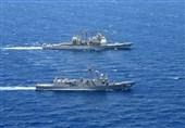 برگزاری رزمایش نظامی دریایی مصر و آمریکا در دریای سرخ