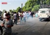 گزارش اختصاصی تسنیم از حمله پلیس هند به عزاداران حسینی در کشمیر+فیلم
