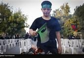 اجتماع عزاداران حسینی در بجنورد به روایت تصاویر