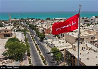 عزاداری عاشورای حسینی در کیش
