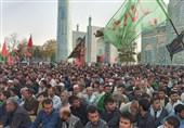 برگزاری عاشورای حسینی در مزارشریف/ طالبان هم شرکت کردند