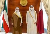 مذاکرات قطر و کویت در دوحه
