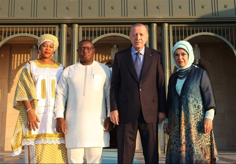 کشور ترکیه , قاره آفریقا ,