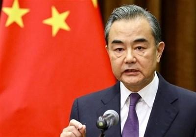 دیدار وزیر خارجه چین با مقام طالبان در قطر