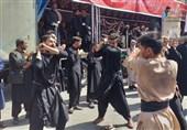گزارش تصویری از مراسم عاشورای هرات| طالبان: اجازه نمیدهیم کسی مراسم اهل تشیع را تهدید کند