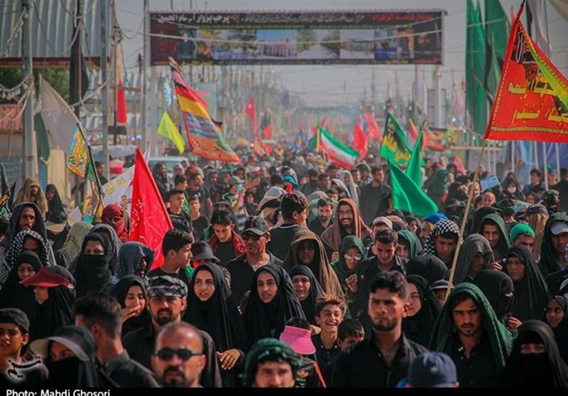 Ирак разрешил 30 000 иранских паломников посетить церемонию Арбаин
