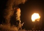 حمله هوایی رژیم صهیونیستی به مرکز غزه