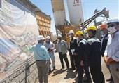 به ثمر رسیدن سرمایه گذاری 2000 میلیارد تومانی ذوب آهن در پروژه های انتقال آب و پساب ، در انتظار مانع زدایی سازمان های ذیربط