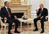 تأمین امنیت آسیای مرکزی؛ موضوع مذاکرات پوتین و توکایف