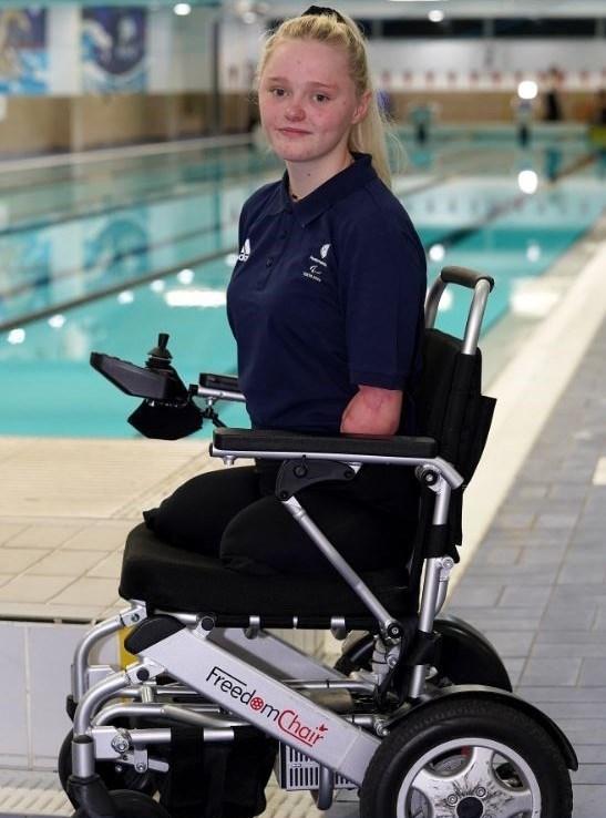 1400053112034440234523010 - داستان زندگی ورزشکار پارالمپیکی 17 ساله؛ از مرگ 2 دقیقهای تا قطع دستها و پاها