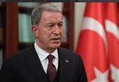 گلایه وزیر دفاع ترکیه از عملکرد روسیه و آمریکا در سوریه