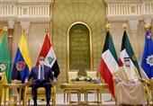 سفر نخست وزیر عراق به کویت و دیدار با امیر این کشور