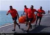 مقامات عالی نیروی دریایی کشورها در راه چابهار/ حضور 6 کشور در مسابقات غواصی ارتشهای جهان قطعی شد