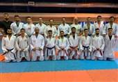 فردا؛ آغاز مرحله ششم اردوی تیم ملی کاراته