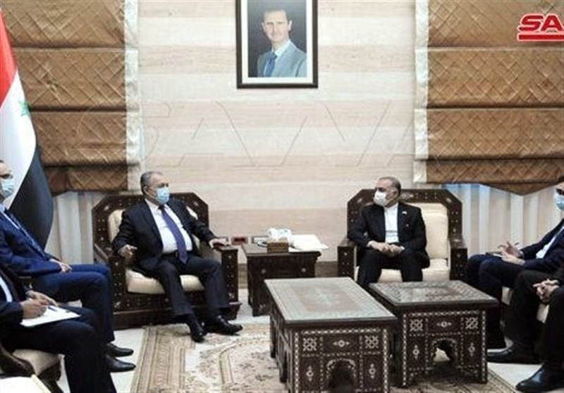 Iran, Syria Weigh Plans to Complete Joint Projects