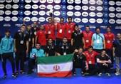 ایران تحرز لقب الوصافة فی بطولة العالم للمصارعة الرومانیة للشباب فی روسیا