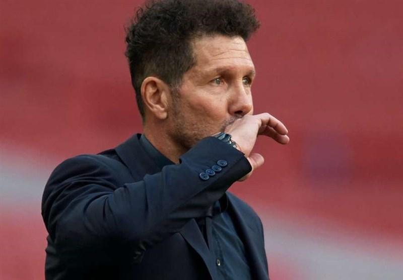 سیمئونه: اتلتیکو هم مثل همه تیمها در طول فصل روزهای بد دارد/ مسئولیت این شکست کاملاً با من است