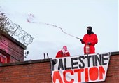 Operations Halted at Israeli Arms Factory in UK As Pro-Palestine Activists Hold Protest