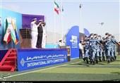 رقابت غواصان نظامی 5 کشور همپیمان ایران/ پیام صلح ارتشهای جهان در مکران+ فیلم