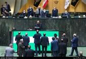 گزارش کامل| 18 وزیر به کابینه سیزدهم رفتند + تعداد آرا و جدول
