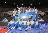 صعود تیمهای ملی والیبال پورتوریکو و کانادا به مسابقات قهرمانی جهان