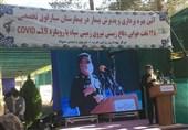 افتتاح بیمارستان 128 تختخوابی سیار فوق تخصصی سپاه