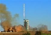چین 3 ماهواره آزمایشی به فضا پرتاب کرد
