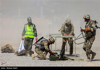 ششمین دوره مسابقات نظامی ارتش های جهان - اصفهان