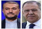 لافروف : روسیا کإیران لا تقبل أی تغییر فی الاتفاق النووی