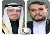 تبریک تلفنی وزیر امور خارجه کویت به امیر عبداللهیان