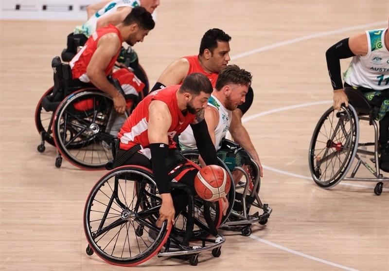 بسکتبال با ویلچر ایران , بسکتبال با ویلچر - پارالمپیک 2020 توکیو ,