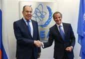 رایزنی لاوروف و مدیرکل آژانس درباره موضوعات مرتبط با ایران