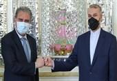 وزیر خارجه پاکستان پس از دیدار با امیر عبداللهیان؛ درباره رویکرد هماهنگ در قبال افغانستان گفتگو کردیم